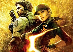 Resident Evil 5 Lost in nightmare