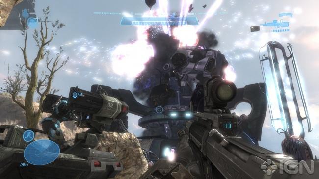 Обзор игры Halo: Reach