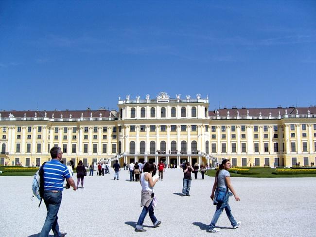 Австрия как она открылась нам...