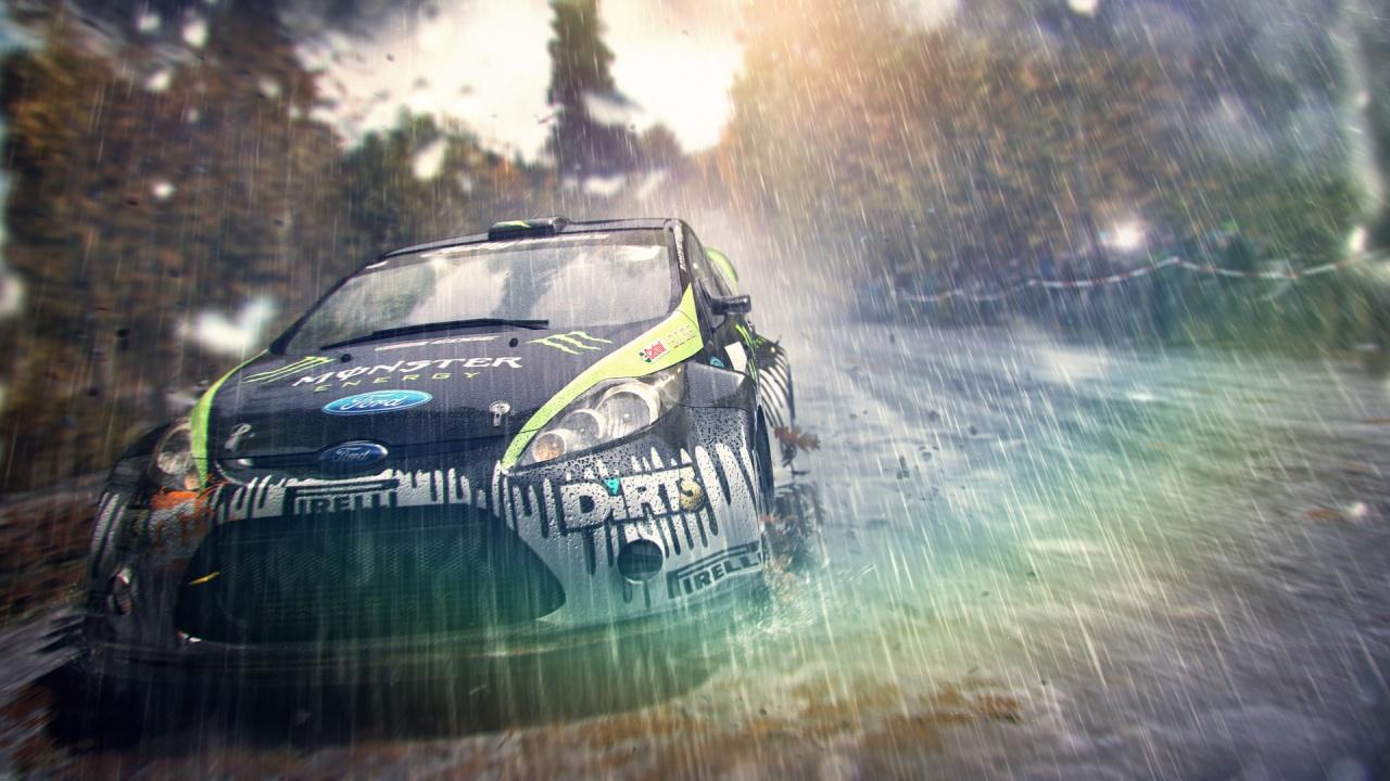 Game Review: Обзор игры Dirt 3