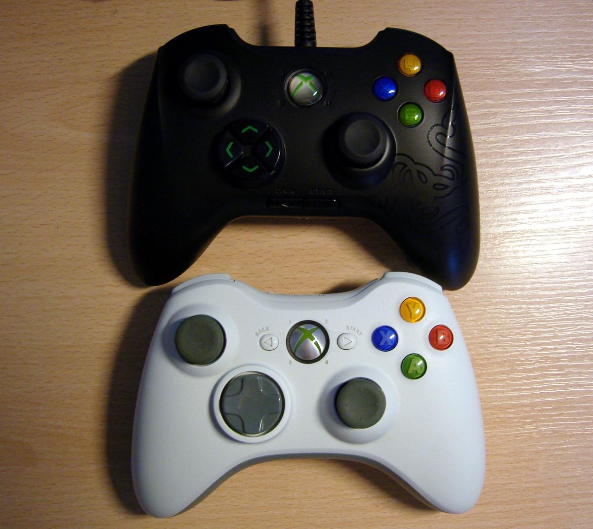 Обзор контроллера Razer Onza для Xbox 360 и PC » Журнал SaleGame.