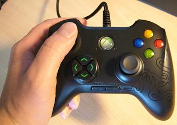Обзор контроллера Razer Onza для Xbox 360