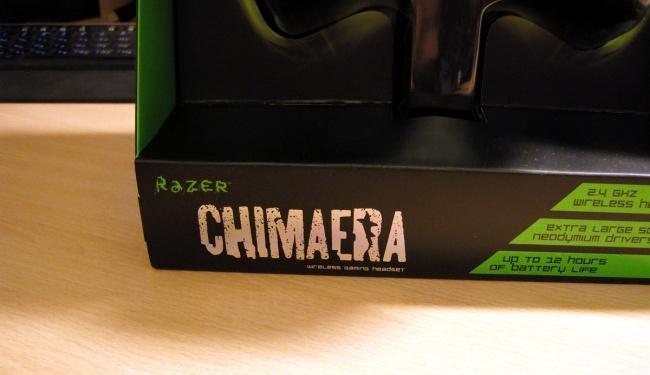 Обзор гарнитуры Razer Chimaera 2.0 для Xbox 360 и PC