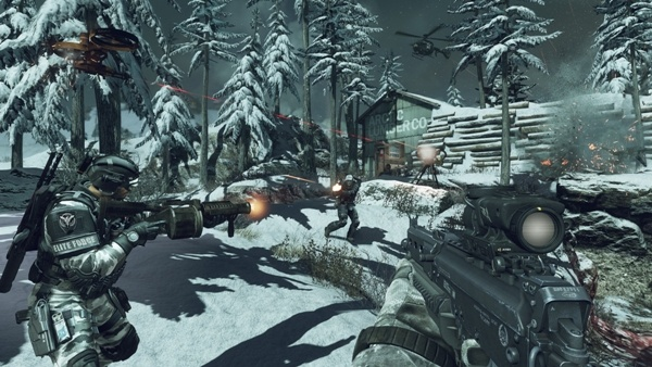 Call of Duty: Ghosts - Winter