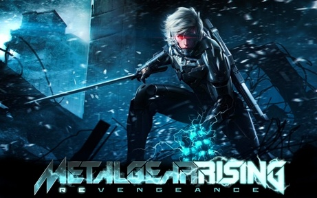 Metal Gear Rising PC