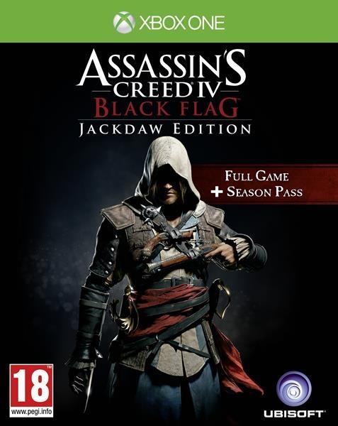 Assassin's Creed IV: Black Flag - Jackdaw Edition Xbox One