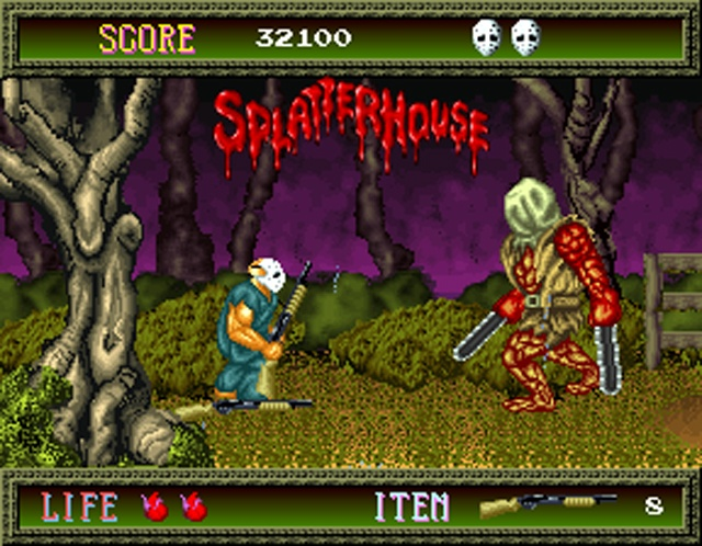 Splatter-House