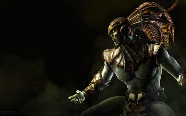 Изображения новых героев Mortak Kombat X