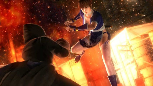 Два новых героя Dead or Alive 5: Last Round [.upd]