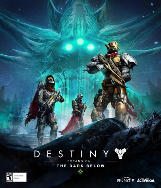 Дата выхода Destiny: The Dark Below