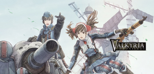 Valkyria Chronicles для PC в ноябре