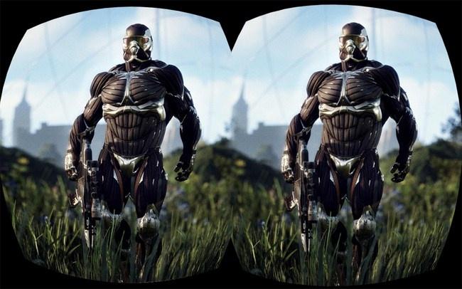 Игру на очки виртуальной реальности чехол spark видео обзор