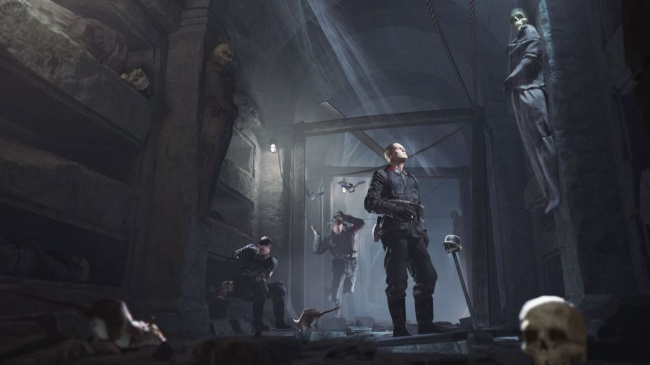 Анонсирована Wolfenstein: The Old Blood