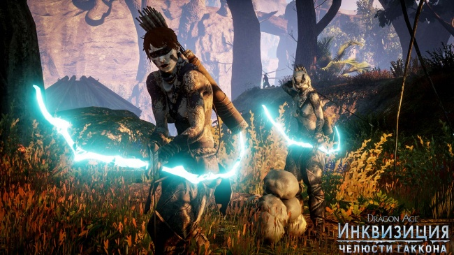 Для Dragon Age: Inquisition выходит сюжетное дополнение Jaws of Hakkon