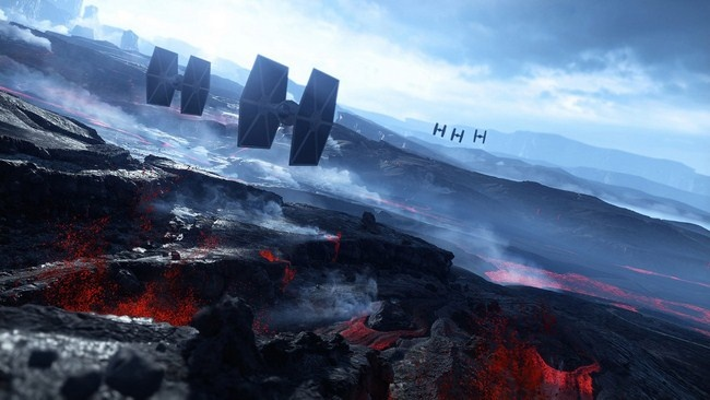 Star Wars: Battlefront — В релизной версии будет 12 локаций для сражения