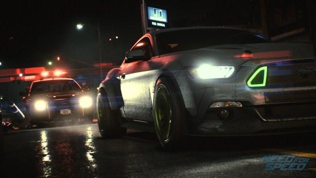 Игра Need For Speed будет максимально детализирована