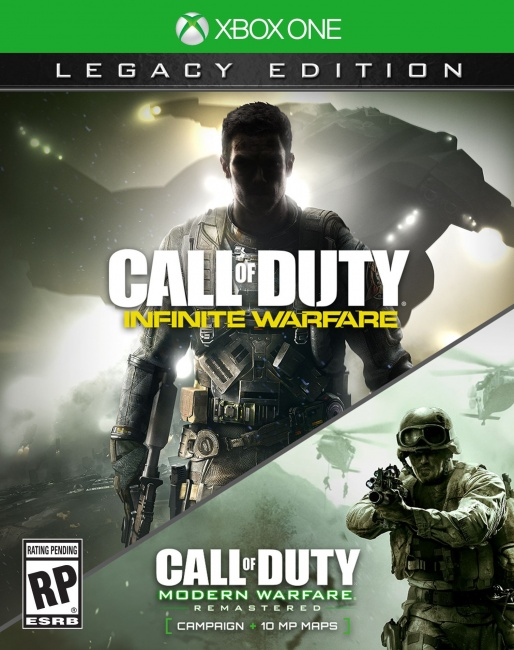 Анонс Call of Duty: Infinite Warfare [.upd]