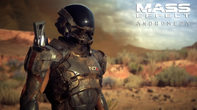 Анонс Mass Effect: Andromeda [.upd]