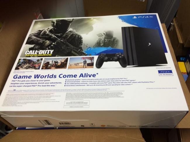 PlayStation 4 Pro в России