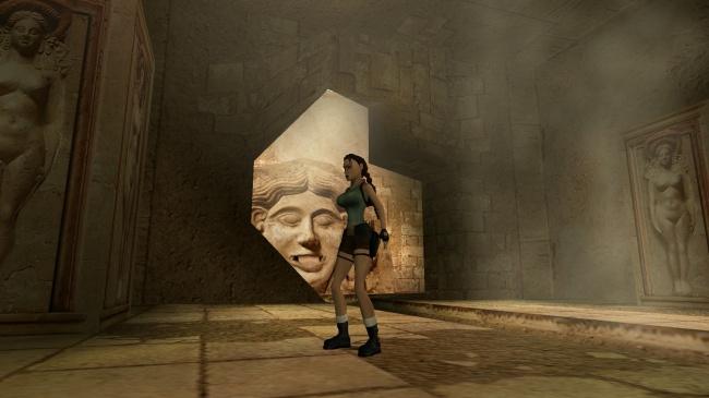 Скриншоты ремейка Tomb Raider: The Last Revelation