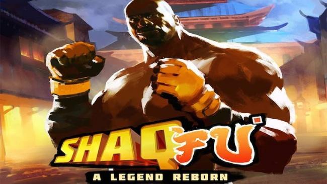 Анонс Shaq Fu: A Legend Reborn