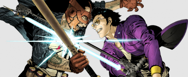 Анонсирована Travis Strikes Again: No More Heroes