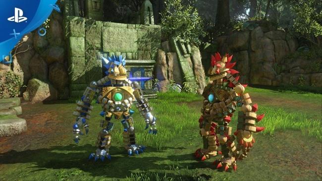 Лучшие игры на двоих на PS4