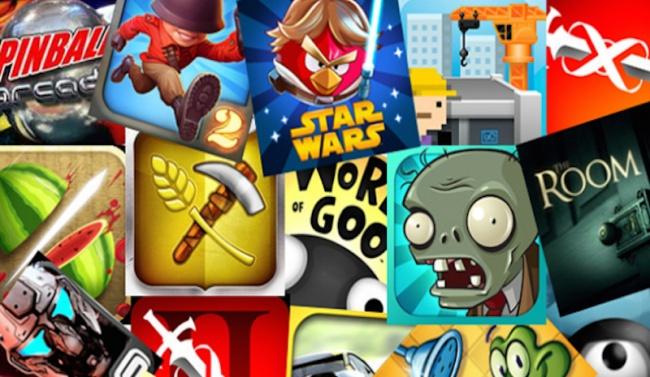 Лучшие игры для смартфонов 2018