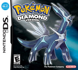 Обзор Pokemon Diamond DS